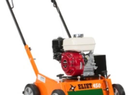 Verticuteermachine Eliet E450